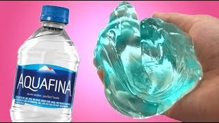 Download WATER SLIME! 💦 Testing NO GLUE Water Slime! Video