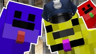 Download CUTE PUPPY COPS AND ROBBERS HIDE AND SEEK MOD - Minecraft Mod (PUPPY PRISON) Video
