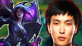 Download I WITNESSED DOUBLELIFT'S KAISA... - Challenger to RANK 1 Video