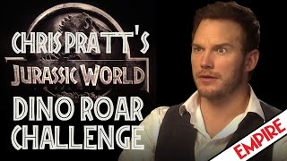 Download 'Guess The Dinosaur From The Roar' Quiz - Chris Pratt, Bryce Dallas Howard, Colin Trevorrow Video