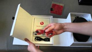 Download $80 Replica White Beats by Dr. Dre Studio from Dealextreme Unboxing [HD] Video