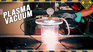 Download Testing Plasma in a Vacuum Video