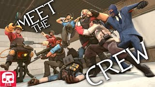 Download TEAM FORTRESS 2 RAP by JT Music - ″Meet The Crew″ Video
