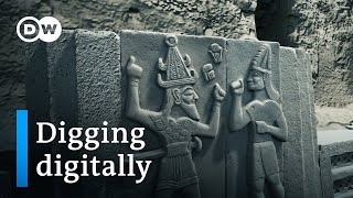 Download Archeology - exploring the past with modern technology | DW History Documentary Video
