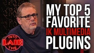 Download My Top 5 Favorite IK Multimedia Plugins - Into The Lair #162 Video