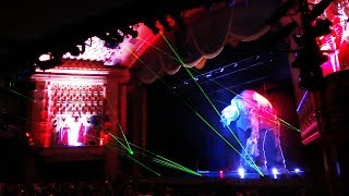 Download ″Star Wars: The Last Jedi″ pre-movie laser light show at El Capitan Theatre in Hollywood Video