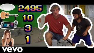 Download Logan Paul & Evan - Smashing and breaking Plates & More Compilation [Part 3] **SPECIAL EDITION** Video