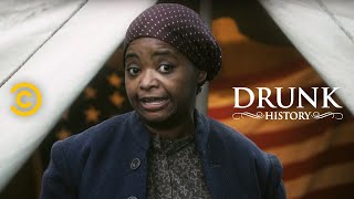 Download Drunk History - Harriet Tubman Leads an Army of Bad Bitches Video