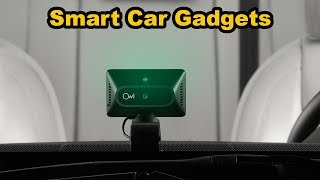 Download 9 Best Smart Car Gadgets & Accessories (2018) Video