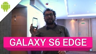 Download Samsung Galaxy S6 Edge: la video anteprima di HDblog.it MWC 2015 Video