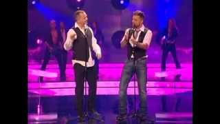 Download Miguel Bose / Ricky Martin - Bambu Video