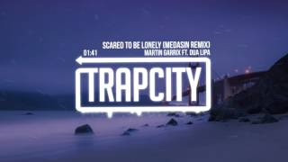 Download Martin Garrix - Scared To Be Lonely (Medasin Remix) ft. Dua Lipa Video