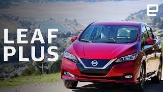Download 2019 Nissan Leaf Plus SL Review: Exactly what you expect Video
