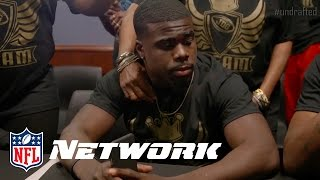 Download Jakeem Grant Waiting to Be Called During the 2016 NFL Draft | Undrafted | NFL Network Video