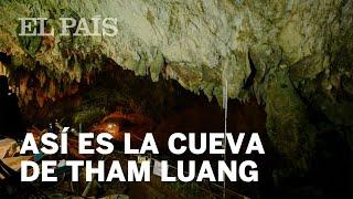 Download Así es Tham Luang, la cueva de Tailandia en la que 12 niños están atrapados Video
