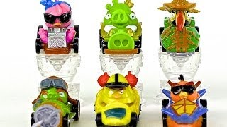 Download My Angry Birds Go Telepods Collection! Video