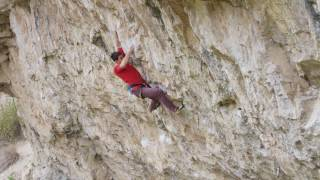 Download Journey into the development and ascent of Planet Garbage 5.14d/9a with FrictionLabs Pro Joe Kinder Video