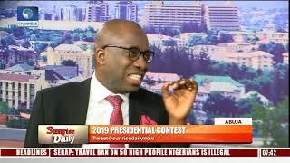 Download 2019: Buhari, Atiku Campaign Spokespersons In Direct Criticism Of Flagbearers Pt.2 |Sunrise Daily| Video