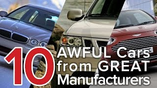 Download Top 10 Awful Cars From Great Manufacturers: The Short List Video