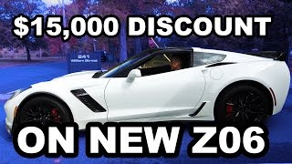 Download $15,000 Discount On New Z06 Video