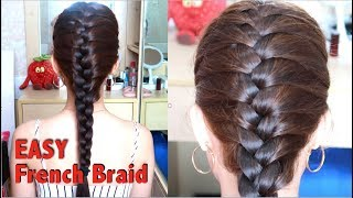 Download How To French Braid Hair Video