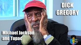 Download Dick Gregory - On Michael Jackson and Tupac Video