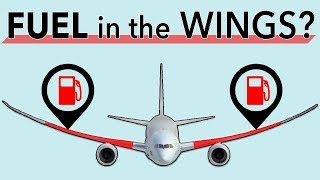 Download Why do aircraft store fuel in the wings? Video