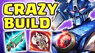 Download HAHA WHAT AN IDIOT!! THE LEGENDARY 1-SHOT BUILD | THE ROAST (AATROX JUNGLE) - Nightblue3 Video