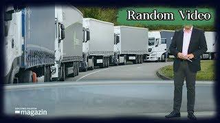 Download NDR-SH ☆ Lkw-Fahrer blockieren Parkplätze Video