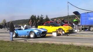 Download Cobra 427 VS Corvette ZR1 Video