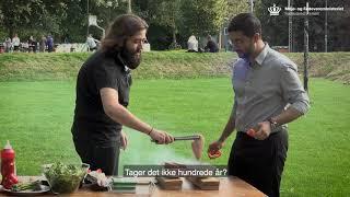 Download Grillråd #03 - Gennemsteg kylling og hakkebøf Video