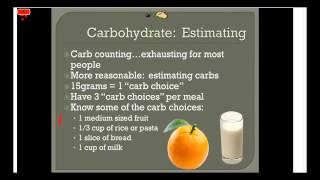 Download Introduction to Clinical Nutrition and Diabetes Video