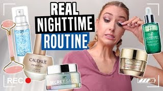 Download MY REAL NIGHTTIME ROUTINE... why am i so messy ahh Video