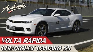 Download CHEVROLET CAMARO SS - VOLTA RÁPIDA #16 COM RUBENS BARRICHELLO | ACELERADOS Video