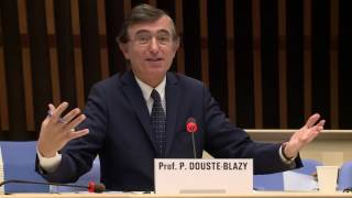 Download WHO: Professor Philippe Douste-Blazy at the Director-General candidates forum Video