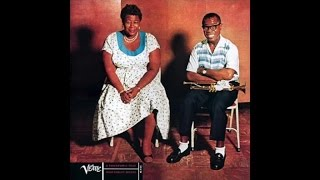 Download Ella Fitzgerald and Louis Armstrong - Ella and Louis (1956) - [Classic Vocal Jazz Music] Video
