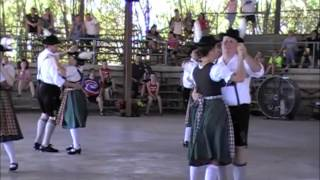 Download German Dancing - Alpine Dancers - Rheinlander Dance Video