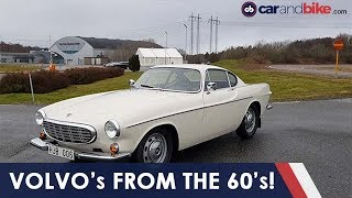 Download Volvo Cars From The 60s | NDTV carandbike Video