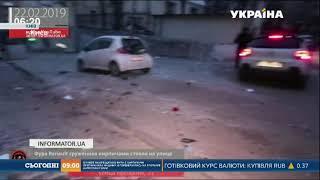 Download Карколомна аварія сталася у середмісті Києва Video