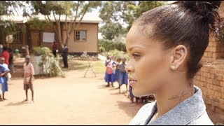 Download Inside Rihanna's Trip to Malawi for Education Video