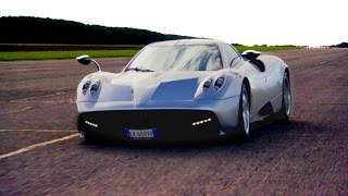 Download Hitting 200mph+ In The Pagani Huayra #TBT - Fifth Gear Video