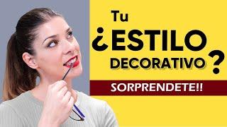 Download DISEÑO DE INTERIORES: Como descubrir cual es tu estilo DECORATIVO   Miriam Mimesis Video