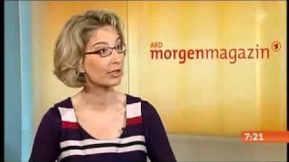 Download Yvonne Willicks beim Morgenmagazin Video