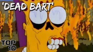 Download Top 10 Scary Simpsons Theories Video