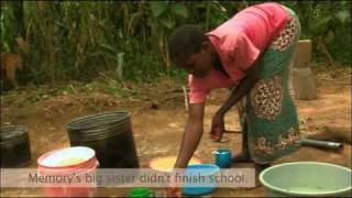 Download Memory's Day: A Day in the Life of a Girl in Rural Malawi Video