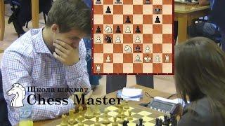 Download Магнус Карлсен - Юдит Полгар. Блиц между сильнейшим шахматистом и шахматисткой.. Video