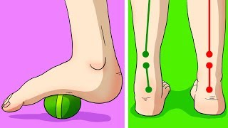 Download 6 Exercises to Kill Chronic Knee, Foot or Hip Pain Video