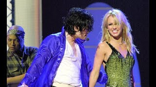 Download Michael Jackson & Britney Spears Duet - The Way You Make Me Feel (HD Remaster) Video