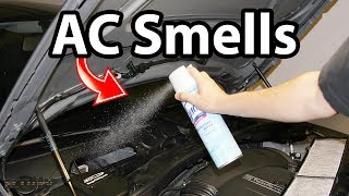 Download How to Remove AC Smells in Your Car (Odor Life Hack) Video