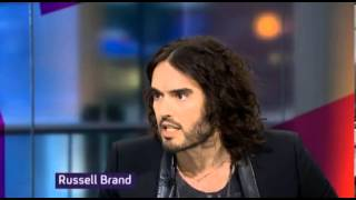 Download Russell Brand to Channel 4's Jon Snow; ″Listen you, Let me Talk″ Video